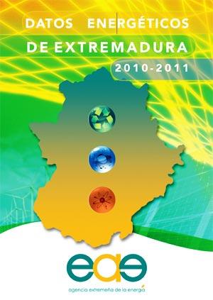 Portada del estudio de producción eléctrica de Extremadura