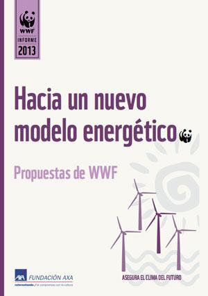 WWF presenta su nuevo modelo energético contra el cambio climático