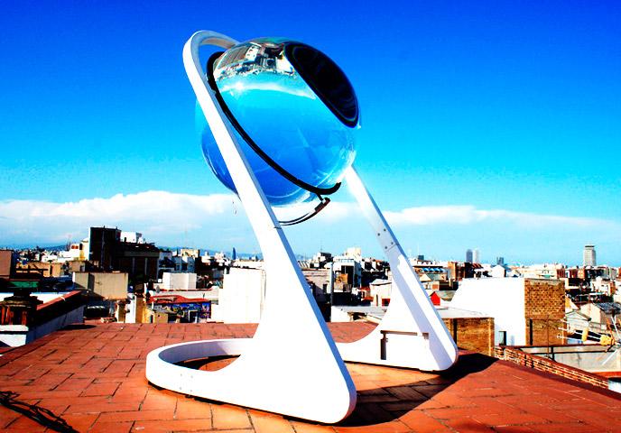 Rawlemon, energía fotovoltaica de diseño y muy eficiente