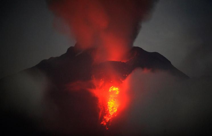 Imagen del mes: geotermia explosiva