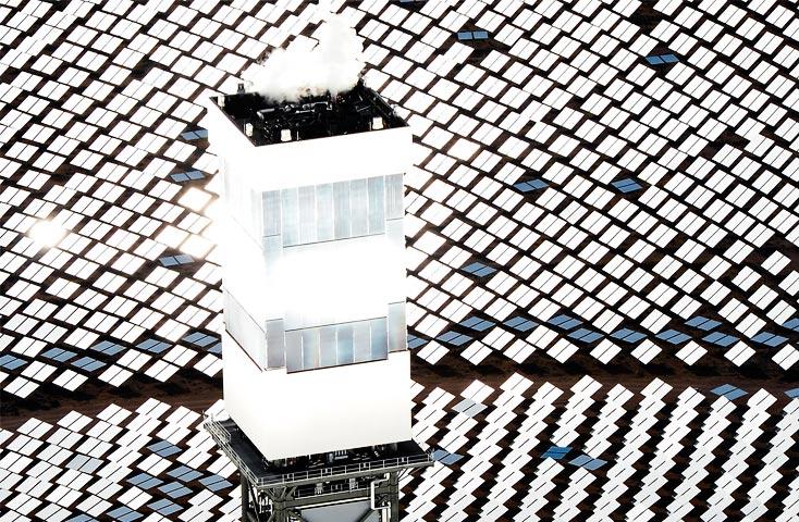 Heliostatos solares