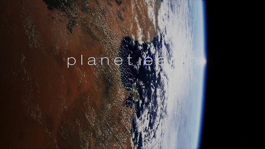 Documentales BBC, oda al planeta Tierra
