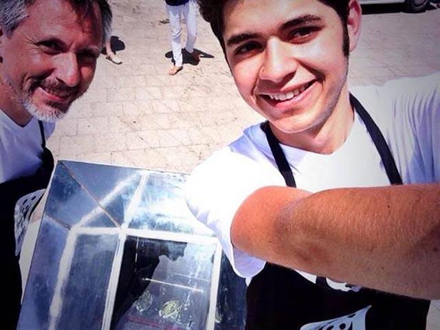 El horno solar, la revolución de la cocina solar