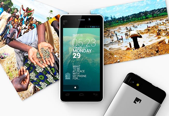 FairPhone, el teléfono ecológico, social y sostenible